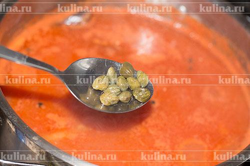 суп солянка мясная сборная с квашеной капустой рецепт