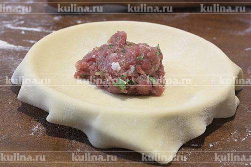 Рецепт хинкали из говядины