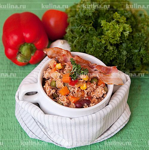 котлеты куриные из фарша рецепт с рисом и фаршем