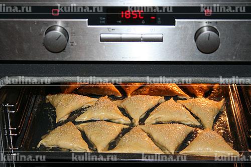 Тандырные самсы в духовке