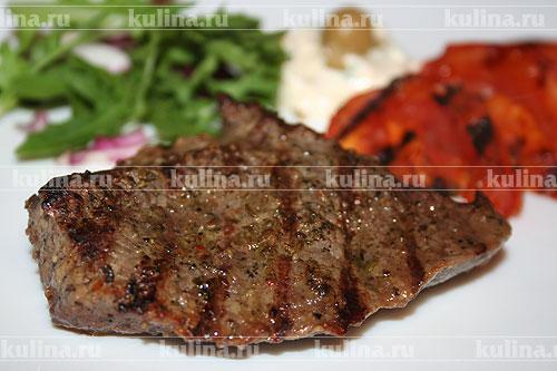 мясо по техасски рецепт с фото