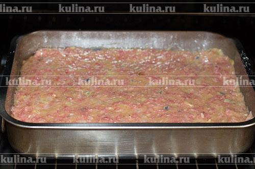 кабачковые котлеты с фаршем рецепт с фото