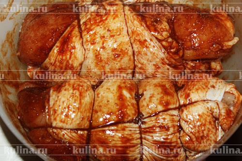 Куриные грудки, куриное филе рецепт. Рецепты куриных грудок, рецепты с курицей, куриный рулет