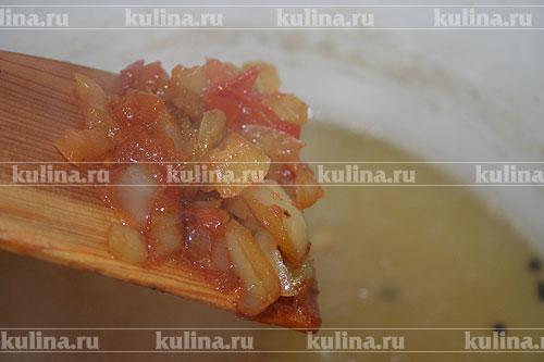 вермишелевый суп на курином бульоне рецепт с фото