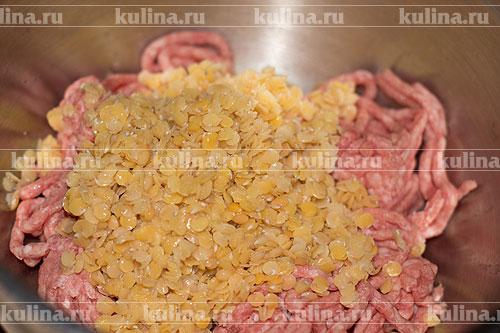 котлеты из свинины с кабачками рецепт с фото