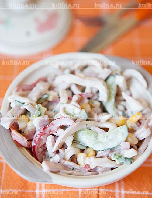 все рецепты дамского каприза салат