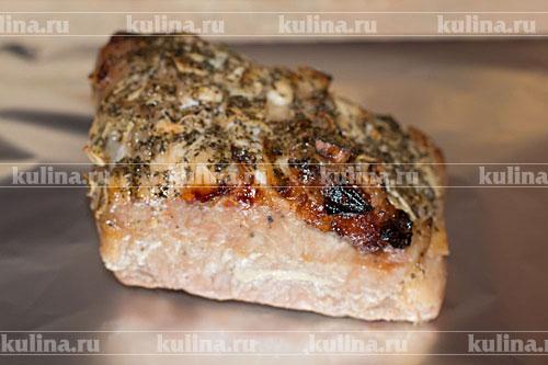 Мясной пирог в духовке рецепт с фото простой рецепт