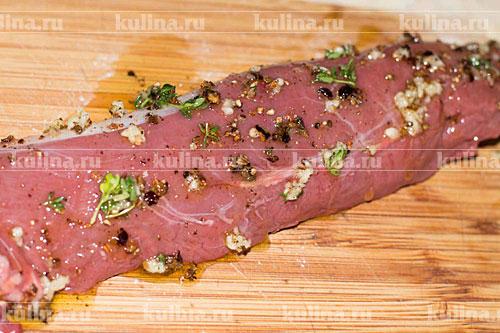 юкола из оленины рецепт приготовления