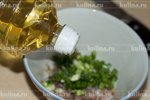 Как приготовить селедку с уксусом и растительным маслом