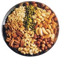 форма для выпечки скорлупы орехов с последующей начинкой.