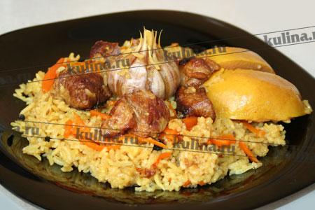 Рецепт приготовления блюд пошаговое с фото